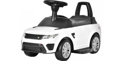 Range Rover Sport SVR - Wit - Elektrische Auto - 6 Volt - 1108