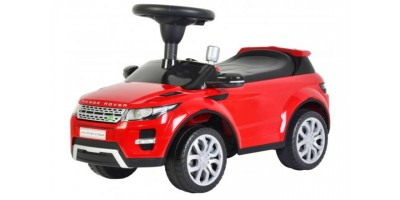 Range Rover Evoque - Ride On - Rood - 1109