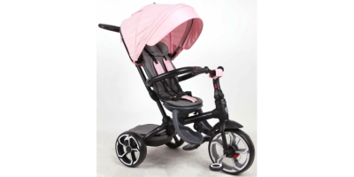 Qplay Driewieler Prime 6 in 1 roze - 943