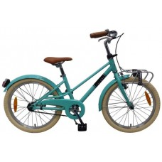 Volare Melody Kinderfiets - Meisjes - 20 inch - Turquoise - Prime Collection - 22076