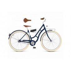 Volare Lifestyle Damesfiets - Vrouwen - 43 centimeter - Jeans Blauw - Shimano Nexus 3 versnellingen - 22808