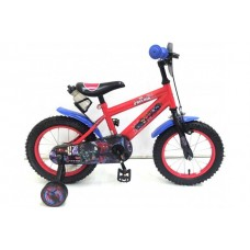Ultimate Spider-Man 14 inch jongensfiets - 41454-CH-NL