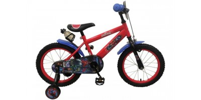 Ultimate Spider-Man 16 inch jongensfiets - 41654-CH-NL