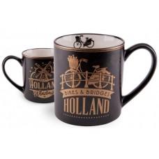 Beker - Holland - Zwart Goud - 4512