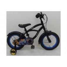 Batman 14 inch jongensfiets met twee handremmen - 81434-IT