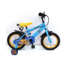 Disney Toy Story 16 inch kinderfiets met 2 handremmen - 91609-CH-IT
