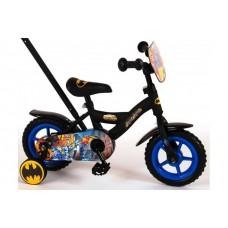 Batman Kinderfiets - Jongens - 10 inch - Zwart - 81034