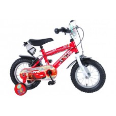 Disney Cars 12 inch jongensfiets 2 handremmen - 11248-CH-IT