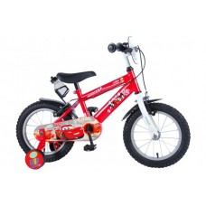 Disney Cars 14 inch jongensfiets met 2 handremmen - 11448-CH-IT