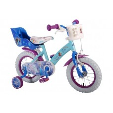 Disney Frozen 12 inch meisjesfiets met 2 handremmen - 51261-CH-IT