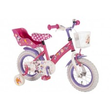 Disney Minnie Bow-Tique 12 inch meisjesfiets - 31226