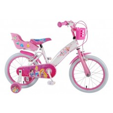 Disney Princess 16 inch meisjesfiets - 31606-CH-IT