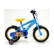 Disney Toy Story 12 inch kinderfiets met 2 handremmen - 91207-CH-IT