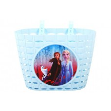 Disney Frozen 2 Plastic Mandje - Meisjes - Licht Blauw - 888