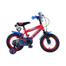Ultimate Spider-Man 12 inch jongensfiets met 2 handremmen - 41254-CH-IT