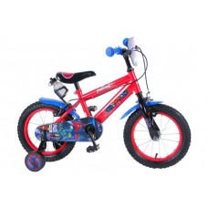 Ultimate Spider-Man 14 inch jongensfiets 2 handremmen - 41254-14-CH-IT