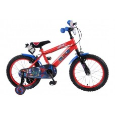 Ultimate Spider-Man 16 inch jongensfiets met 2 handremmen - 41654-CH-IT