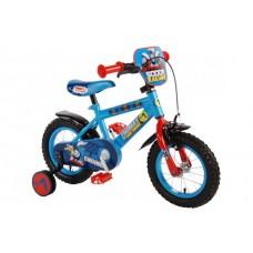 Thombike blauw 12 inch jongensfiets - 51286-CH