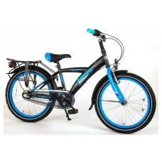 Volare Thombike City Kinderfiets - Jongens -  20 inch - Mat Zwart - Shimano Nexus 3 versnellingen - 82042
