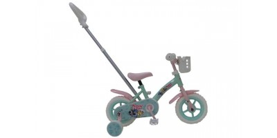 Woezel & Pip 10 inch meisjesfiets - 81065