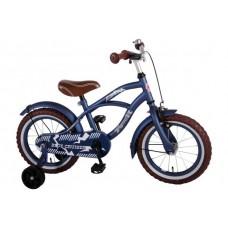 Yipeeh Blue Cruiser 14 inch jongensfiets 95% afgemonteerd - 51401